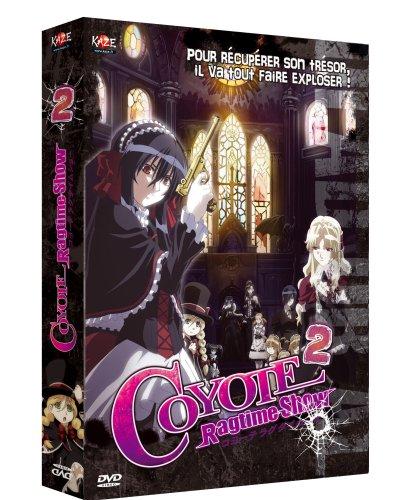 Coyote Ragtime Show - Coffret 2/4 [Inclus 1 Manga]