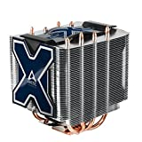 ARCTIC Freezer Xtreme - 160 Watts Twin-Tower Heatsink CPU Cooler - Intel & AMD - 120 mm PWM Fan - 4 Double-Sided Heatpipes - Easy Installation