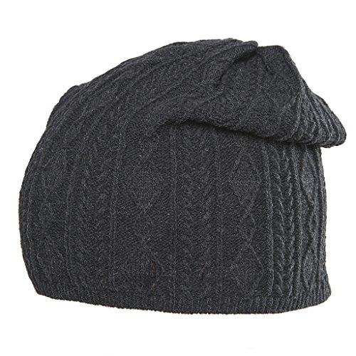 Chaos Bonnet Luciano, Black Heather, One Size, 4171032521