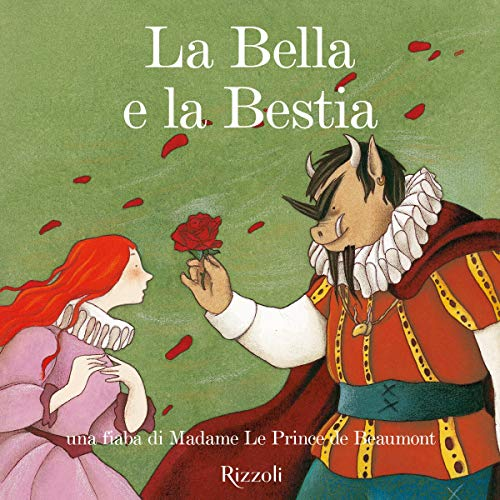La bella e la bestia cover art