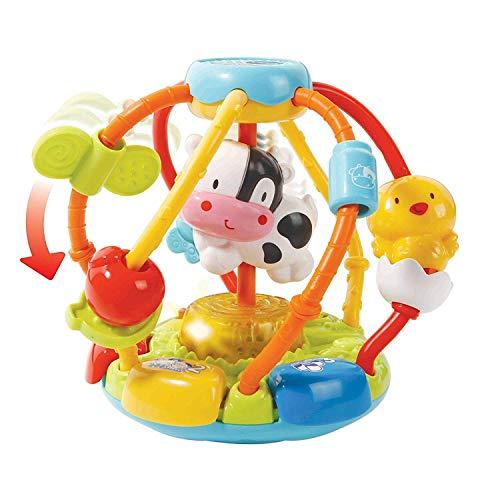 VTech Baby 80-502904 – Monde de préhension Multicolore