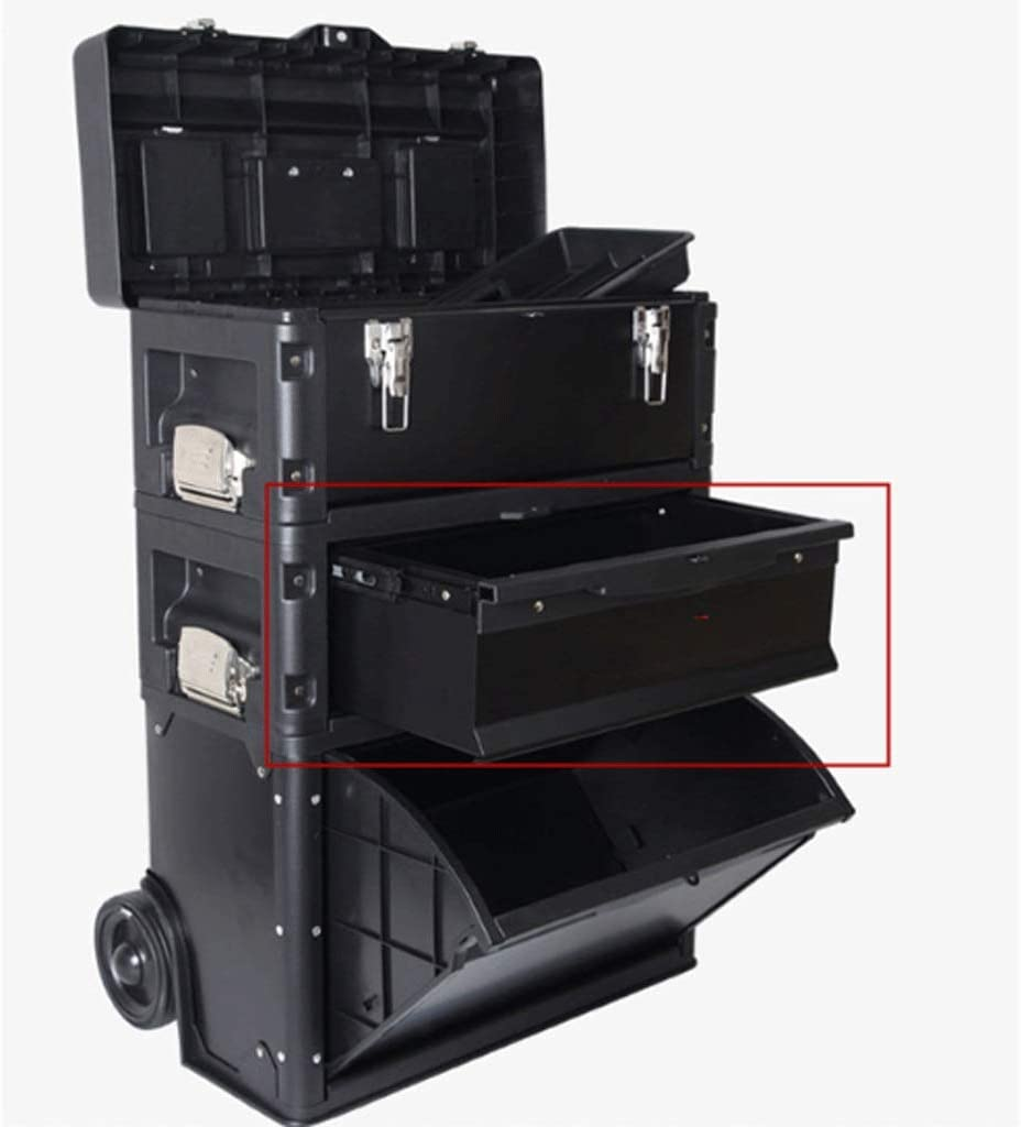 LXX Tool Sets Trolley for Boxes Philadelphia Max 57% OFF Mall Three-Layer Multifunctional