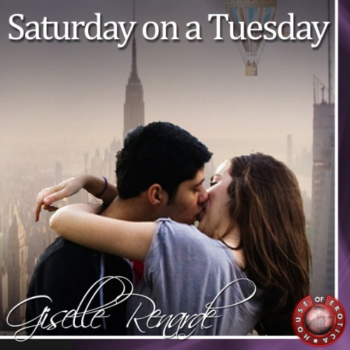 Saturday on a Tuesday audiobook cover art