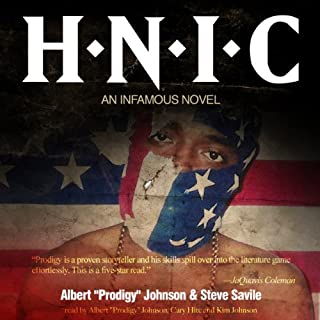 HNIC Audiobook Cover Art