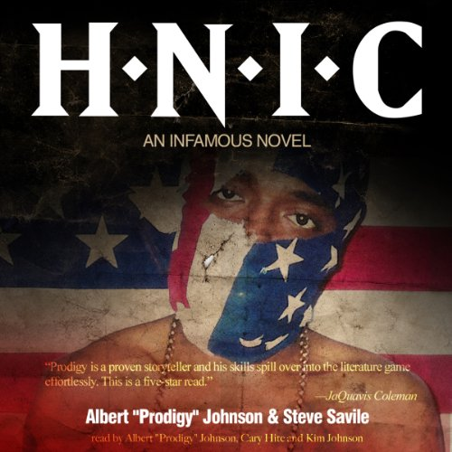 H.N.I.C. audiobook cover art