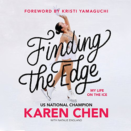 Finding the Edge audiobook cover art