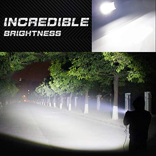 Barra de luz de trabajo LED de 7 pulgadas 200 W de Redcolouric, haz de inundación todoterreno 4WD SUV lámpara de conducción