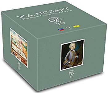 Mozart 225  The New Complete Edition [200 CD Box Set]