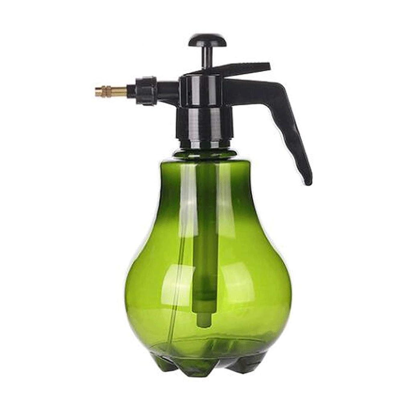 グリットイタリアの複製する屋内と屋外 ポータブル圧力ガーデンスプレーボトルケトル工場花灌漑じょうろスプレーガーデンツール 水まき缶 (Color : Green, サイズ : Upgrade)