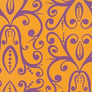 Valori Wells PWVW041 Karavan Savannah Curry Cotton Fabric 1 1/8 Yard