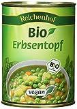 Reichenhof Erbsentopf vegan, 6er Pack (6 x 560 g) - Bio