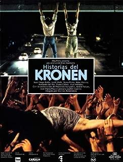 Stories from the Kronen Movie Poster (27 x 40 Inches - 69cm x 102cm) (1995) Spanish -(Juan Diego Botto)(Jordi Mollà)(Núria Prims)(Aitor Merino)(Armando del Río)(Diana Gálvez)