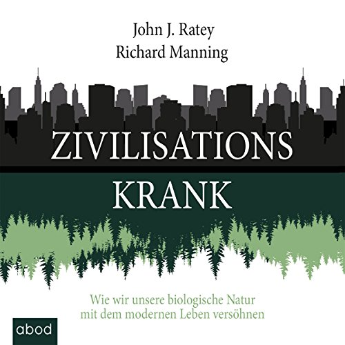 Zivilisationskrank audiobook cover art