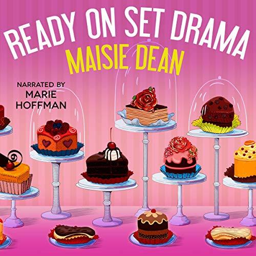 Ready On Set Drama audiobook cover art