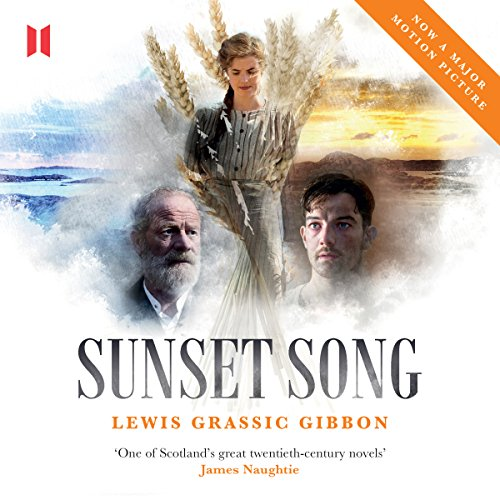 Sunset Song audiobook cover art