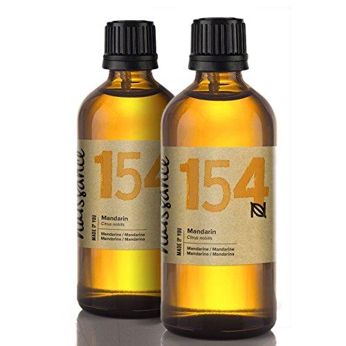 Naissance Mandarine 200ml (2x100ml) 100% naturreines ätherisches Öl