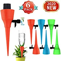 6-Pack OZMI Plant Self Watering Spikes Devices