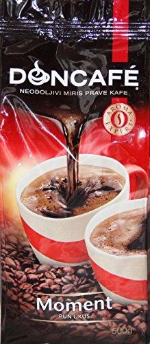 Doncafe Moment kafa - Kaffee gemahlen 500g