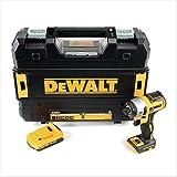 Dewalt DCF 887Brushless 18V Avvitatore a percussione a batteria con 1/4'esagono incassato + 1X batteria 2AH im TSTAK cassetta degli attrezzi