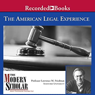 The American Legal Experience cover art
