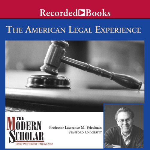 The American Legal Experience Titelbild