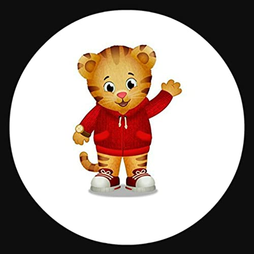 photo about Daniel Tiger Printable referred to as Daniel Tiger Birthday Cake: