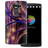 dessana Architecture Malaysia Coque de protection en plastique pour téléphone portable LG V10...