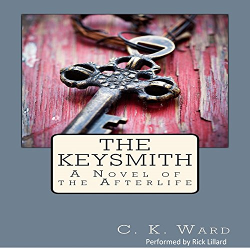The Keysmith audiobook cover art