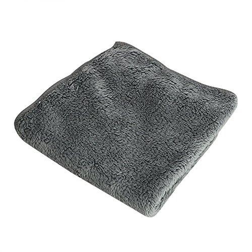 iTimo 37 × 37 cm Car Wash Handtuch Auto Pflege Details für Auto Wachs Polish Reinigung Tool Ultra Weiches Mikrofaser Tuch
