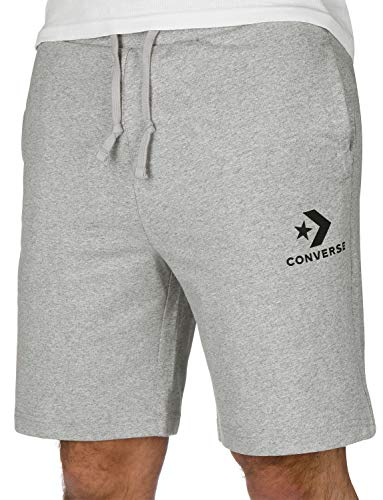 Converse Star Chevron Knit Short grau - XL