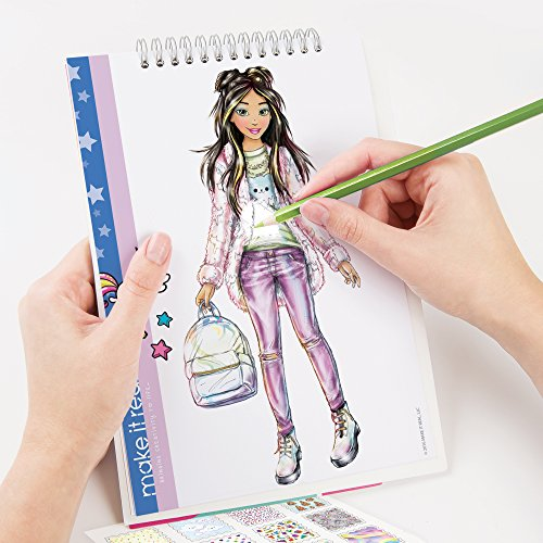 Style Me Up Riding In Style Sketchbook Buy Online In Gibraltar Style Me Up Products In Gibraltar See Prices Reviews And Free Delivery Over Gip50 Desertcart