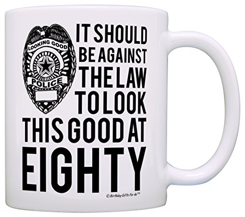 It Should Be Against the Law to Look This Good at 80 Mug