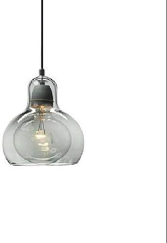 Lustre Simple Personnalité Petit Lustre Restaurant Lampe Moderne Simple Tête Creative Art Bar Allée Lampes Cuisine éclairage En Verre