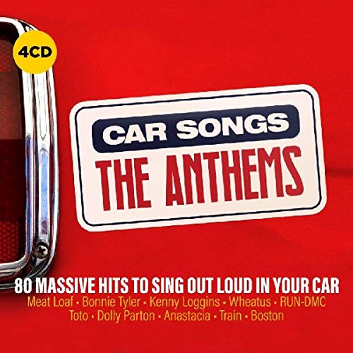 Car Songs: The Anthems / Various