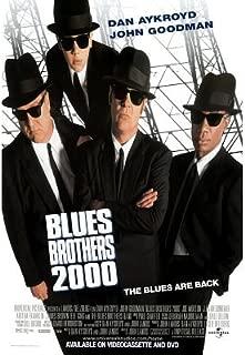 blues brothers movie poster original
