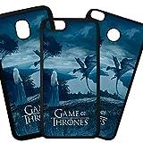 Fundas De Moviles Carcasas De Moviles Funda Carcasa Compatible con iPhone 6 Plus Modelo Juego de Tronos, Game of Thrones, Serie de TV, Lobo Stark