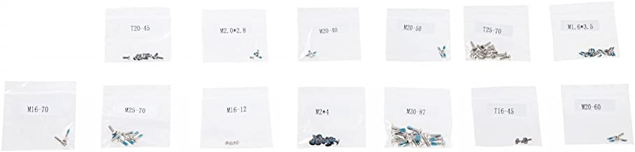 DJI Phantom 4 Replacement Screw Set, Grey (6958265123078)