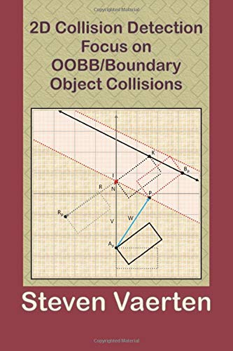 2D Collision Detection Focus on OOBB/Boundary Object Collisions
