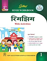 Golden Hindi Workbook Rimjhim with Activities for Class - I