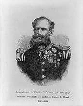 Infinite Photographs Photo: Manoel Deodoro da Fonseca,1827-1892,President of Brazil