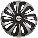 MICHELIN 009124 boîte 4 enjoliveurs 17' NVS 3D Black Edition, Set de 4