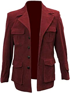 Adults 13th 12th 11th Series Coat Costume for Halloween