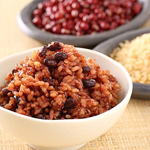 発芽玄米使用 残留農薬ゼロ!3日寝かせ発芽酵素玄米ごはん 7食