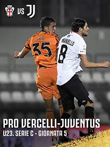 Stagione 2020/21. U23. Serie C - Giornata 5. Pro Vercelli-Juventus