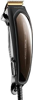 Cortador de Cabelo Mallory Mithos Titanium 220v Cinza