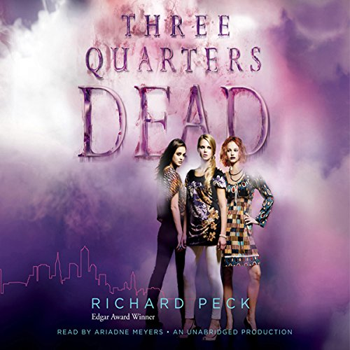 Three Quarters Dead audiobook cover art