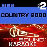 Sing Country 2000 Vol. 2 [KARAOKE]