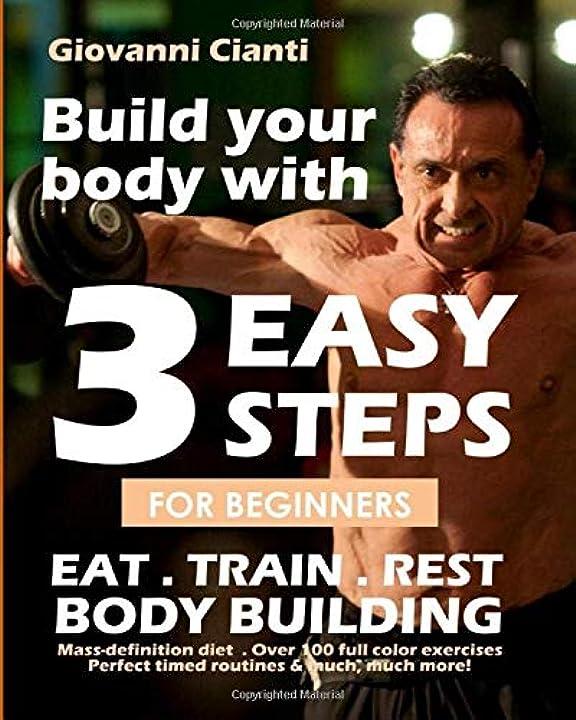 Libri di giovanni cianti  - 3 easy steps for beginners (italiano) copertina flessibile 978-1072585947