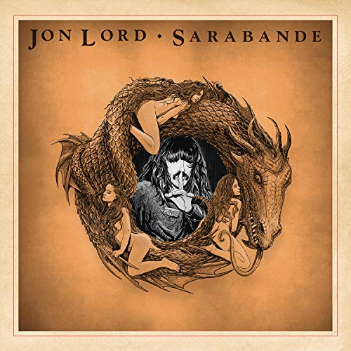 Jon Lord - Sarabande (LP Gatefold) [Vinyl LP]
