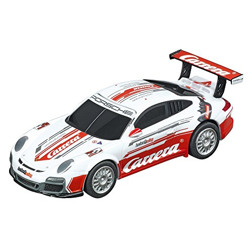 "Carrera Digital 143 Porsche GT3 Lechner Racing ""Race Taxi\"""